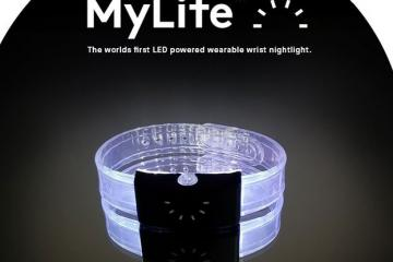 MyLite Wearable Night Light