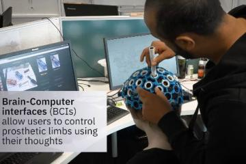 Controlling Bionic Limbs with Thought