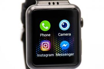 X1 Watch: Smartwatch with Live Video Call Function