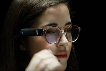 OrCam MyEye 2.0: Wearable Artificial Vision Device for the Blind