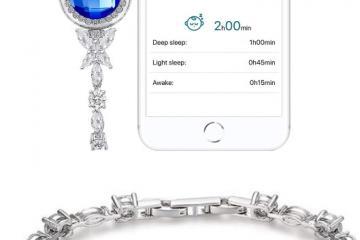YOCGEM Activity Tracking Bracelet