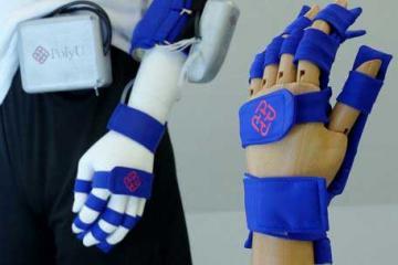 PolyU's Robotic Arm for Stroke Rehab