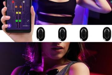 BodyRocks: Wearable That Helps You Feel the Music