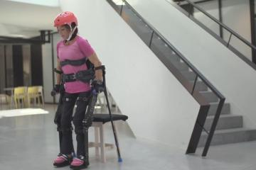 TWIICE One Robotic Exoskeleton