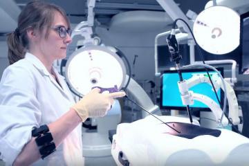 Robotic Third Hand for Surgeons Developed