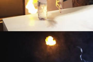 Pyro Mini Fireshooter: Shoot Fireballs from Your Hand