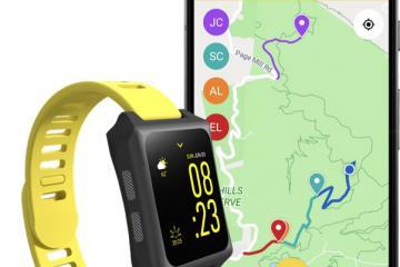 WatShout: Cellular Watch for Sports