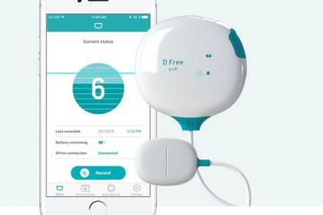 DFree: Smart Wearable for Urinary Incontinence