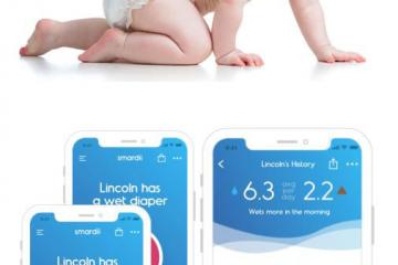 Smardii: Smart Diaper with Urine Analyzer