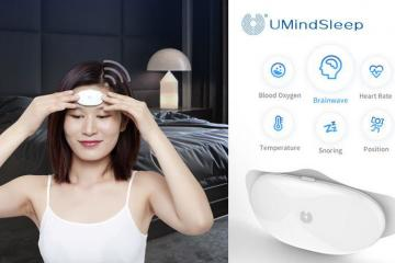 UMindSleep Wearable EEG Sleep Monitor