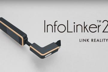 InfoLinker 2 Smart Glass