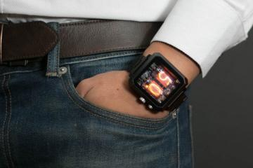 VULCAN Nixie Watch