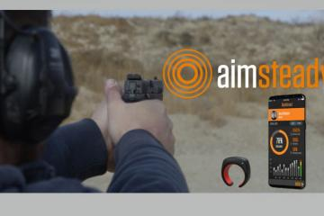 AimSteady: Smart Ring that Wants To Be Your Marksmanship Coach