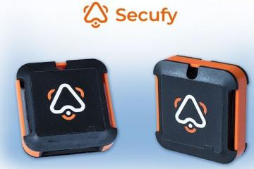 Secufy Smart Wearable SOS Button