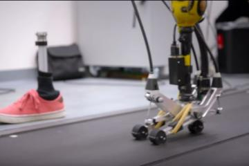 Stanford Engineers Develop Efficient Tripod Prosthetic Foot