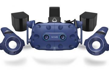 VIVE Pro Eye Now Available in North America