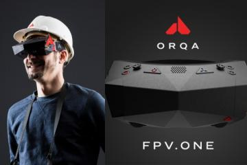 Orqa FPV.One FPV Goggles for Drone Racing