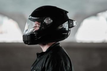 Argon Transform Turns Any Motorcycle Helmet Smart