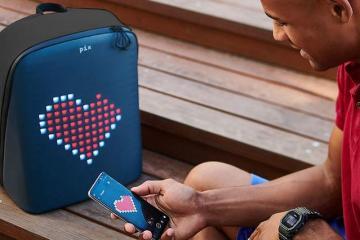 Pix Backpack Smart Digital LED Backpack