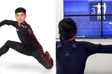 Perception Neuron Motion Capture Suit