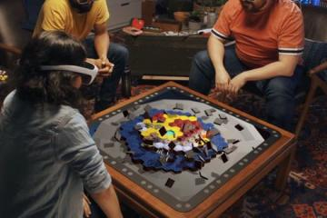 Tilt Five: Augmented Reality Glasses for Holographic Gaming