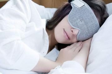 Luuna Brainwave Reading Sleep Mask