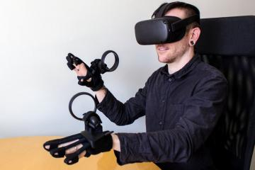 BeBop Sensors Forte Data Gloves for Oculus Quest