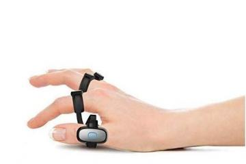 Tap Strap 2 Wearable Keyboard, Air Gesture Controller