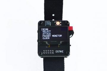 AURSINC WiFi Deauther Wristband