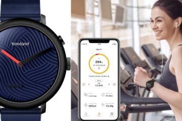 Booland Minimalist Hybrid Smartwatch