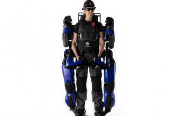 Guardian XO Force-multiplying Wearable Robot