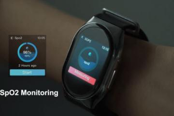 YHE BP Doctor: Blood Pressure Smartwatch with Inflatable Cuff