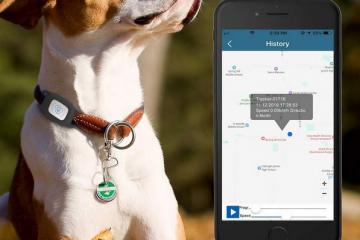 BARTUN GPS Pet Tracker