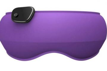 Dreamlight Zen Smart Sleep Aid & Meditation Eye Mask