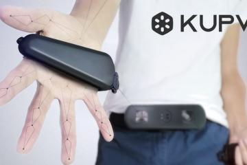 KupVR Finger Tracking VR Controller