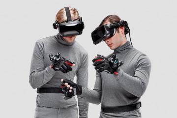 Prime II Motion Capture Gloves