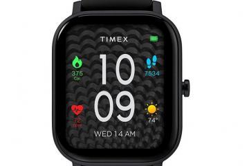 Timex Unisex Metropolitan S Smartwatch
