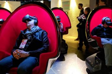 Voyager Virtual Reality Chair