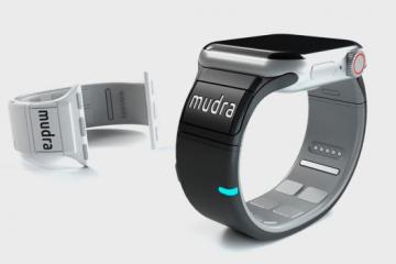Mudra Gesture Control Band for Apple Watch