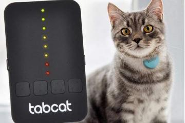 Loc8tor RF Based Cat Tracking Collar