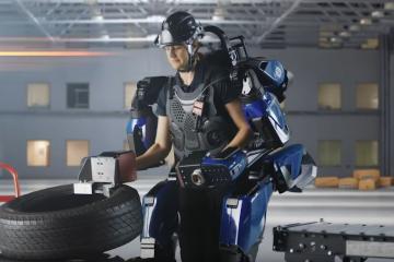 Sarcos Guardian XO Full-Body Powered Exoskeleton
