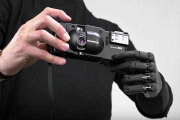 Zeus Bionic Hand by Aether Biomedical