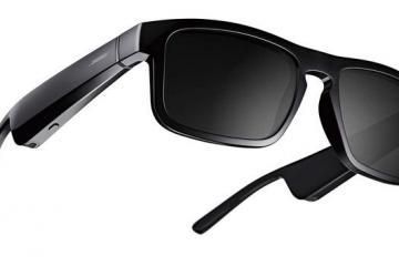 Bose Open Ear Polarized Bluetooth Sunglasses