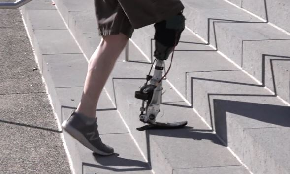 Developing Terrain Adaptive Robotic Prosthetic Legs