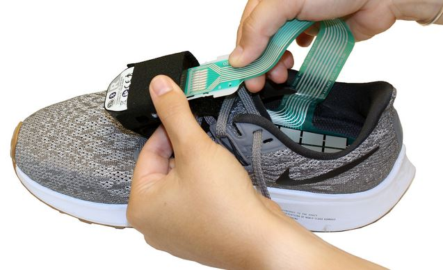 F-Scan64 Cord-Free In-Shoe Pressure Mapping System