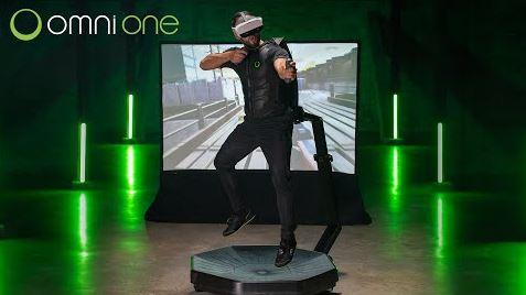 Virtuix Omni One Virtual Reality Treadmill