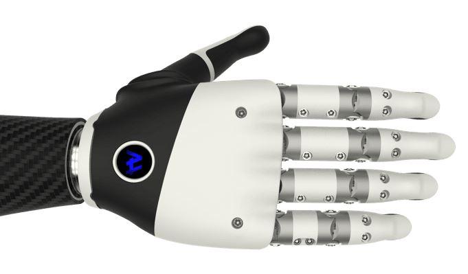 Adam's Hand: Fully-Adaptive Bionic Hand