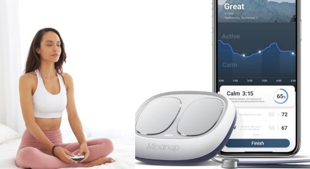 Mindnap Smart Meditation Coach