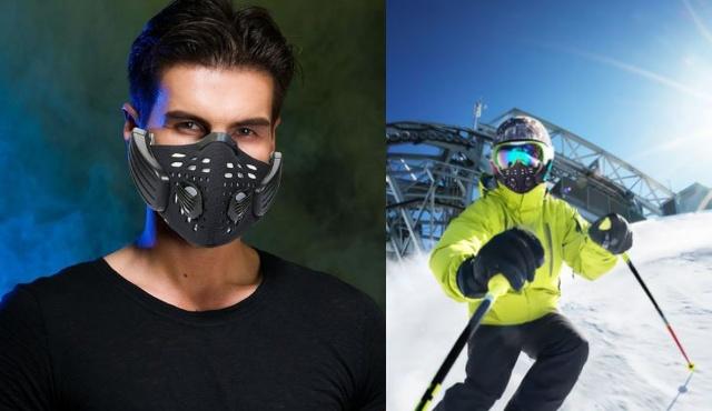 Vivzone Bone Conduction Bluetooth Audio Mask