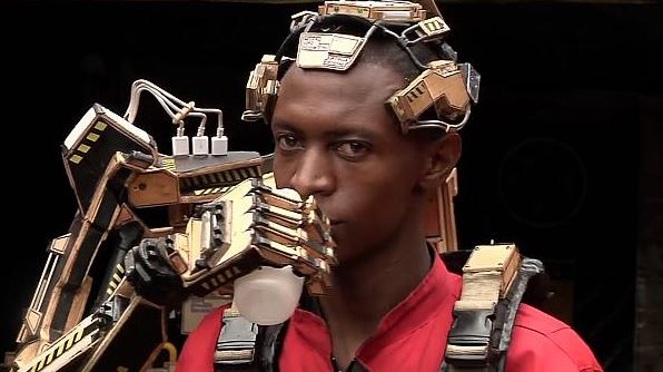 Brain Controlled Robotic Arm Created by Kenyan Inventors